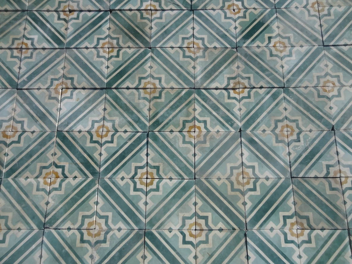 authentic carreaux de ciment anciens xixe xxe